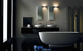 cool bathroom lighting. Cool Bathroom Lighting Lovely On Within Revamping And Chandeliers 6