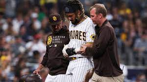 Padres star Fernando Tatis Jr. hurt on ...