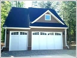 roller replacement average cost of garage door 2 car how