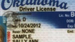 Seeks Oklahoma Id Extension For Real Governor Compliance