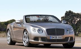 2012 Bentley Continental GTC | Feature | Car and Driver