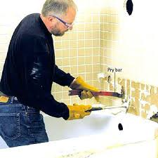 how to replace bathtub drain replacing a tub drain removing a bathtub how to remove