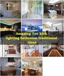 Eleven Contemporary Kitchen Toe Kick Lighting Kitchen Contemporary With Exposed Brick Exposed
