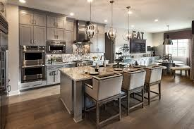 Modern stoves with extractor built into the kitchen table made it possible to completely drop the cabinet and leave the walls blank — or possibly decorated with open shelves or art. Professional Kitchen Remodeling Services Then Amusing Picture 2018 Colors For Jpg 2 048 1 367 Pi Farmhouse Kitchen Remodel Kitchen Design Trends Kitchen Trends