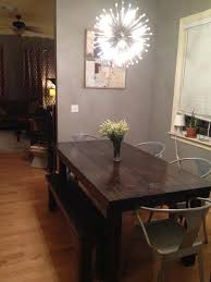 farm table with metal chairs extravagant rustic farmhouse bench wooden coma frique studio interiors 49