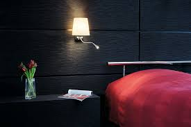hotel bedroom lighting. hotel lighting create a boutique style bedroom n
