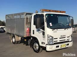 Isuzu Npr Engine Light With Arrow Used Isuzu Npr275 Swb Tray Truck In Listed On Machines4u