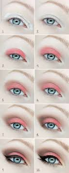 wedding makeup for blue eyes step by step blue eyes smokey makeup tutorial