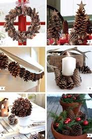 Pine Cone Craft  Christmas Robin OrnamentChristmas Crafts Made With Pine Cones