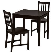 Lerhamn Stefan Table And 2 Chairs Ikea