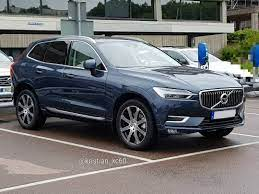 All Pictures Here Are My Own On Instagram Volvo Xc60 D5 Inscription In The Beautiful Denim Blue With Blond Leather Interior Volvo Xc60 Volvo Volvo Cars
