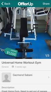 universal home workout gym in lincoln park nj