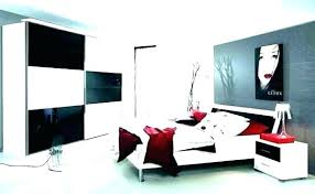 Black And White Themed Bedroom White Red And Black Bedroom Ideas ...