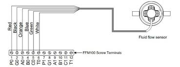 m1ar maretron fuel flow sensor 0 033 1 67 lpm 0 0088 0 44 gpm maretron fuel flow sensor 0 033 1 67 lpm m1ar wiring diagram