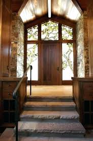 entry design ideas house amazing stained glass windows front door