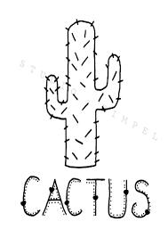 Cactus Kaarten Studio Simpel