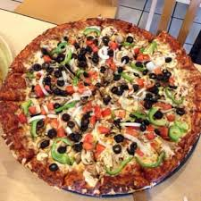 photo of round table pizza pleasanton ca united states extra large veggie