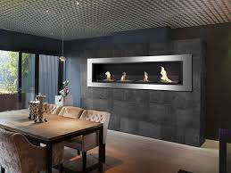 ignis ventless bio ethanol fireplace accalia with safety glass