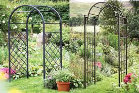 Small Picture Brilliant Garden Arch Images About Arches On Pinterest
