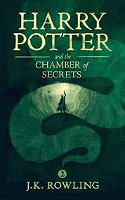 look inside this book harry potter and the chamber of secrets by rowling j k