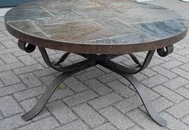 other gallery for wrought iron coffee table round classic view wood with legs full size