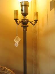 antique floor lamps uk