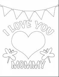 Small Picture I Love Mom Coloring Pages I Love My Mommy Coloring Pages I Love