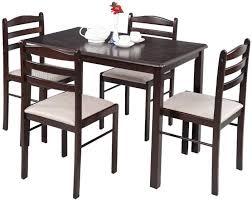 dining set wood. royaloak hunter solid wood 4 seater dining set