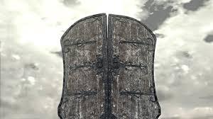 Dark Souls 3 PvP - Giant Door Shield - BEHOLD THE POWER OF THE ...