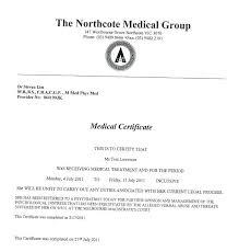 New Medical Certificate Good Health Sample Certificate Student