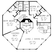 octagon house plans. First Floor Plan Octagon House Plans O