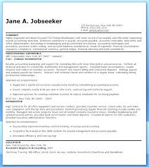 Bookkeeper Cover Letter Samples Bookkeeping Skills Resume Sample