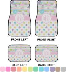 girly car floor mats. Wonderful Floor Girly Girl Car Floor Mats Set  2 Front U0026 Back Personalized Inside A