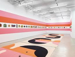 The Potential of Women - Polly Apfelbaum - Exhibitions - Alexander Gray  Associates