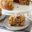 apple oat cakes