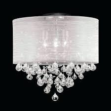diy drum lamp shade chandelier shades elegant rectangle ceiling light