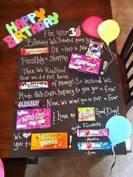 happy birthday poster ideas birthday candy poster 30th birthday candy poster by monica sara