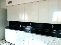 remarkable best paint for metal cabinets painting metal kitchen cabinets beautiful retro metal kitchen cabinets best