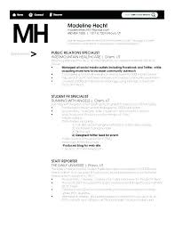 sample public relations resume resume public relations foodcity me