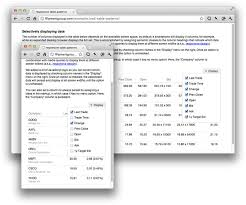 data table design examples. Beautiful Table View Demo On Data Table Design Examples A
