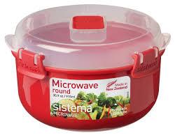 "<b>Контейнер круглый</b> Sistema ""<b>Microwave</b>"" 915мл, СВЧ, 1113"