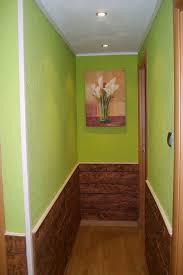 Hermanas Bolena DECO Assistant Interiorismo Y Decoración Con Pasillos Pintados De Dos Colores