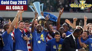 CONCACAF Gold Cup 2013 in USA. All ...