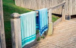 Image Mandala Hanging Beach Towels Towels Hanging At Basin Head Beach In Pei Stock Photography Dreamstimecom Hanging Beach Towels Stock Images Download 68 Royalty Free Photos
