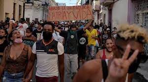 Cuba's president says government has ...