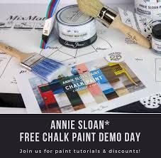 Annie Sloan Chalk Paint Demo Day Lafayette