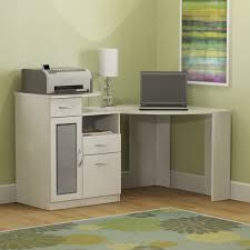 small white corner office. Impressive White Corner Office Desk Decor Ideas And Dining Room Set On Cool Computer For Small O