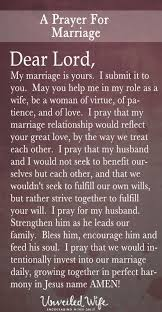 prayer of the day my marriage is yours patience lord and  marriage prayer