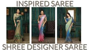 Shree Designer Saree Inspired Sarees Collections By Shree Designer Saree Designer Saree Buy Sarees Online