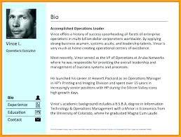 visual artist bio template photographer exles inspirational contract